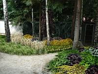 Projekt wjazdu na posesję - ogród na obrzeżach Warszawy